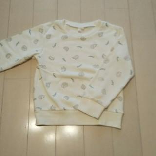 サマンサモスモス(SM2)のサマンサモスモス トレーナー120(Tシャツ/カットソー)