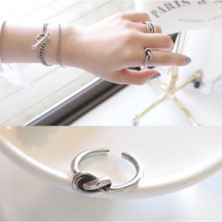 結びリング(リング(指輪))