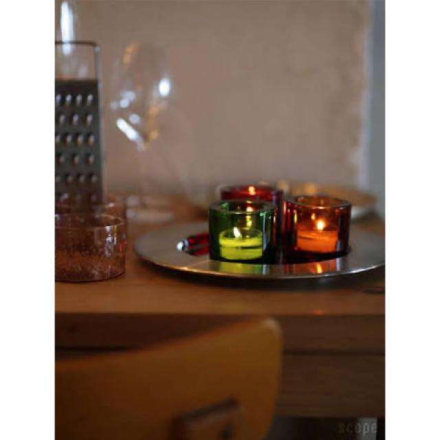 iittala(イッタラ)のponta*様専用 新品 イッタラ サルパネヴァ  プレート26cm kivi  インテリア/住まい/日用品のキッチン/食器(テーブル用品)の商品写真