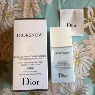 クリスチャンディオール(Christian Dior)のディオール スノーメイクアップベース(化粧下地)