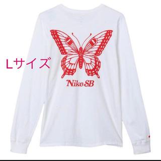 NIKE - Lサイズ NIKE SB Girls Don't Cry ロンT