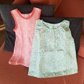 シップス(SHIPS)の子供服 夏服 女の子 120(Tシャツ/カットソー)