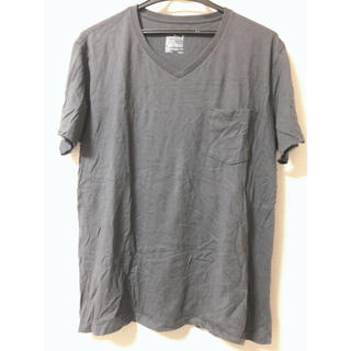 MUJI (無印良品) - 【未使用】無印良品 ポケット付きTシャツ