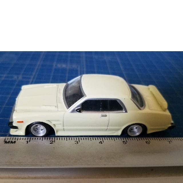 AOSHIMA(アオシマ)のアオシマ 1/64 グラチャンコレクション 第1弾 トヨタ MX41 チェイサー エンタメ/ホビーのおもちゃ/ぬいぐるみ(ミニカー)の商品写真