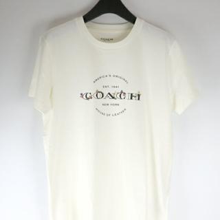 コーチ(COACH)の【COACH★F33867】コーチ レディース トップス 半袖 Tシャツ 新品(Tシャツ(半袖/袖なし))