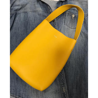 BEAUTY&YOUTH UNITED ARROWS - chiiibag イエロー 中古