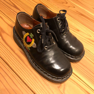 Dr.Martens - Dr.Martens ドクターマーチン 刺繍 靴