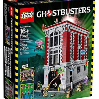 Lego - レゴ ゴーストバスターズHQ(消防署本部)75827