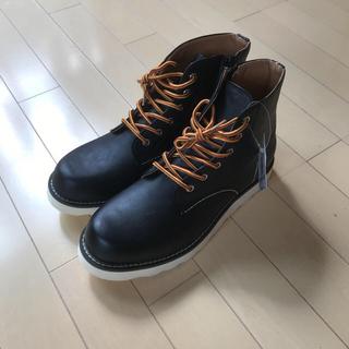 メンズショートブーツ 26.0㎝(ブーツ)