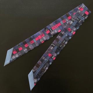 Hermes - ✨国内完売✨国内定価以下 エルメス ツイリー ボルデュック スカーフ 新品未使用