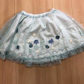 Secret Honey - シークレットハニー フラワーチュールスカート