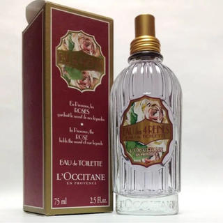 ロクシタン(L'OCCITANE)のロクシタン ガーデンオードトワレ キャトルレーヌ(香水(女性用))