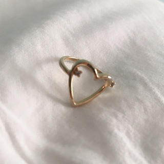 ハート 指輪(リング(指輪))
