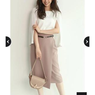 JUSGLITTY - ジャスグリッティー 巻き風スカート