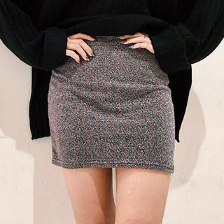 EVRIS - エヴリス タイトミニスカート バックジップスカート