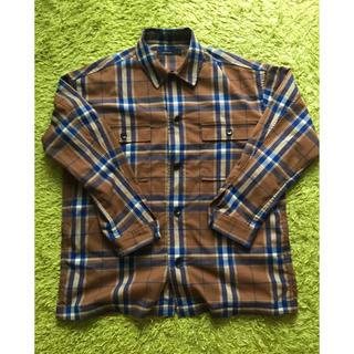 RAGEBLUE - レイジブルー CPO チェックシャツ