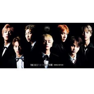 THE BEST OF 防彈少年團-KOREA EDITION-