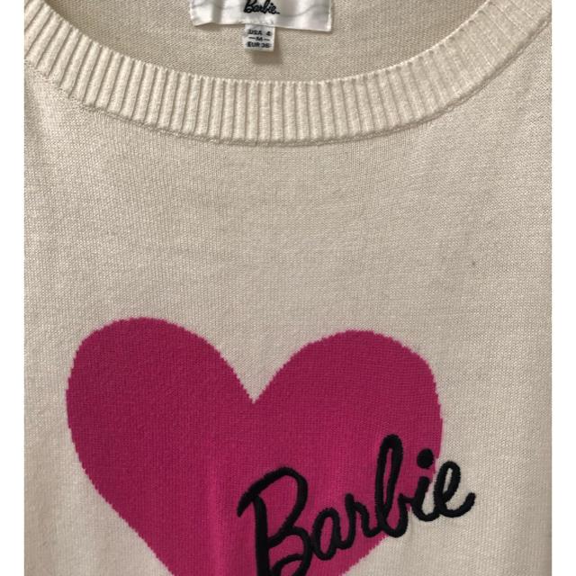 Barbie(バービー)のBarbie❤️ワンピース レディースのワンピース(ミニワンピース)の商品写真