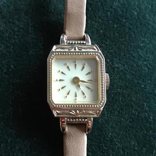 アガット(agete)の【ベルト・電池交換済】agete CLASSIC ジュエリーウォッチ 10K(腕時計)