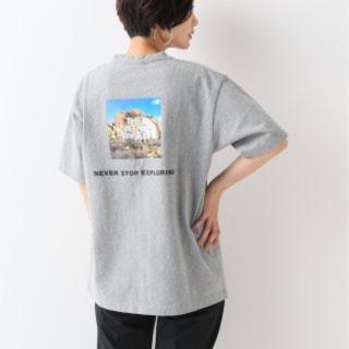 THE NORTH FACE - 2019 ザノースフェイス 半袖Tシャツ ジャーナルスタンダード