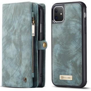iPhone 11 レザーケース 6.1インチ お財布付き 3