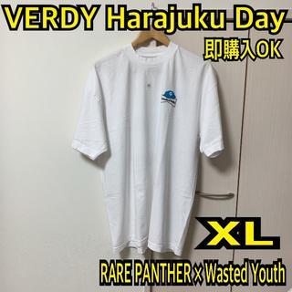 Supreme - 即購入OK 希少XL レアパンサー ウェステッドユース Tシャツ verdy