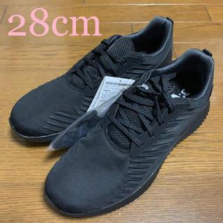 アディダス(adidas)のアディダス ランニングシューズ Alpha BOUNCE RC 28cm(スニーカー)