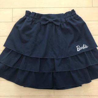 バービー(Barbie)のBarbie🎀リボンスカート150(スカート)