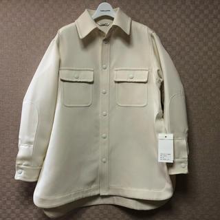ロンハーマン(Ron Herman)のFUMIKA_UCHIDA WOOLPOLI TRICOTINEシャツJK34(シャツ/ブラウス(長袖/七分))