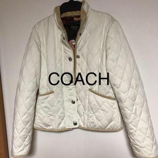 コーチ(COACH)のコーチ XS アイボリー(ブルゾン)