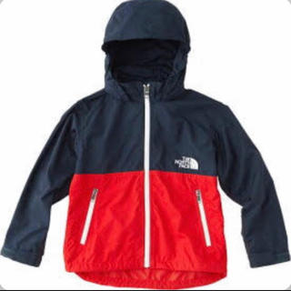 THE NORTH FACE - 美品!ノースフェイス コンパクトジャケット 120