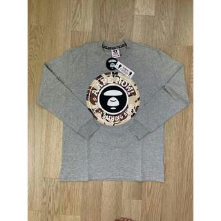 ルイヴィトン(LOUIS VUITTON)の激安1980円AAPEメンズ ロング Tシャツ 長袖(Tシャツ/カットソー(七分/長袖))