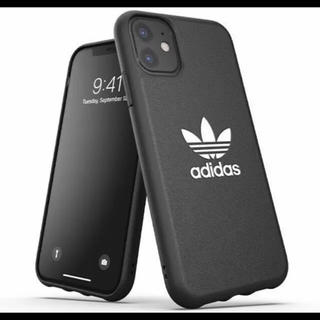 adidas - iPhone11  6.1インチ アディダスケース