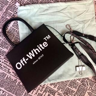 OFF-WHITE - Off-white ハンドバッグ