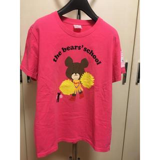 くまのがっこう - くまのがっこう Tシャツ ピンク