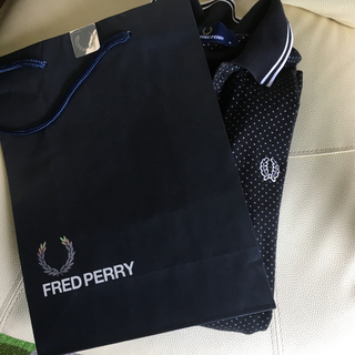 FRED PERRY - メンズフレッドペリーポロシャツ