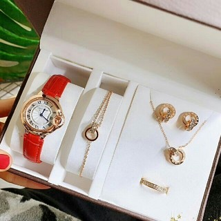 Cartier - カルティエ時計ブレスレットリング5点セット特価販売