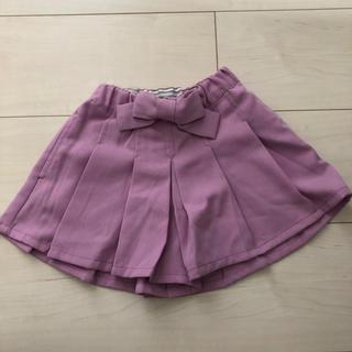 プティマイン(petit main)の新品タグ付☆プティマイン キュロットスカート(パンツ)