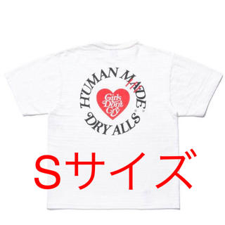 A BATHING APE - girs don't cry human made tシャツ