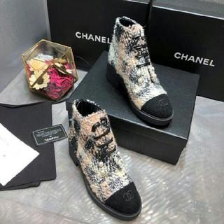 シャネル(CHANEL)のCHANEL  シャネル  ブーツ(ブーツ)