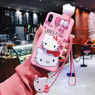 サンリオ(サンリオ)のiPhoneケース サンリオ  キティちゃん ハローキティー kitty(iPhoneケース)