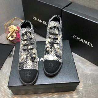 シャネル(CHANEL)のCHANEL  シャネル  ブーツ (ブーツ)