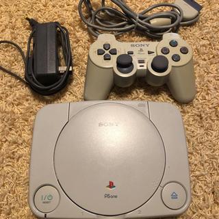 プレイステーション(PlayStation)のPSone(家庭用ゲーム機本体)