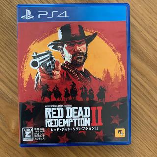 PlayStation4 - レッド・デッド・リデンプション2 通常版