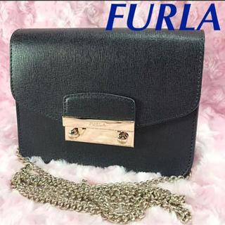 Furla - 美品 フルラ   メトロポリス ショルダーバッグ