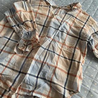 ディスコート(Discoat)のチェックシャツ(シャツ)