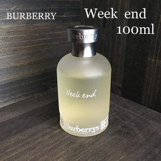 BURBERRY - BURBERRY week end  バーバリーウィークエンド 100ml