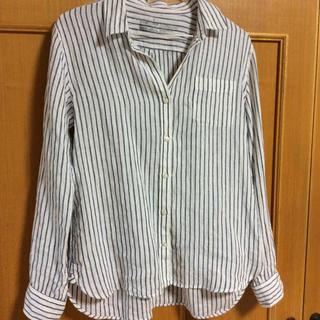 MUJI (無印良品) - 無印良品 リネンシャツ コーエン ユニクロ GU グローバルワーク お好きな方に