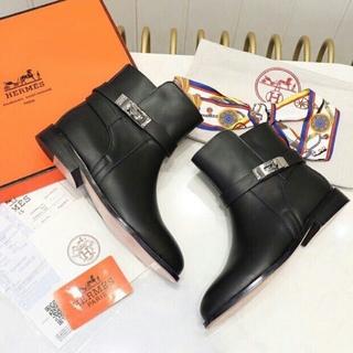Hermes - HERMES ブーツ 22.5cm-26cm
