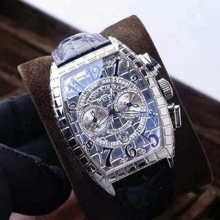 フランクミュラー(FRANCK MULLER)のフランク·ミュラー FRANCK MULLER  腕時計 メンズ(腕時計(アナログ))